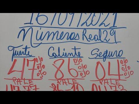 NUMEROS PARA HOY 16/09/2021 DE SEPTIEMBRE PARA TODAS LAS LOTERIAS