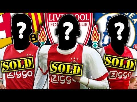Barcelona, Chelsea & Liverpool To RAID European Team In The Summer! | Futbol Mundial