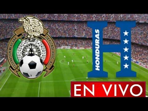 Donde ver México vs. Honduras en vivo, cuartos de final, Copa Oro 2021