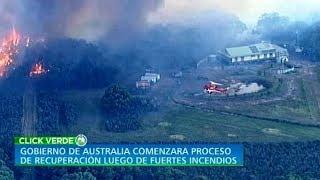 CLICK VERDE | Australia : ¿Víctima del cambio climático
