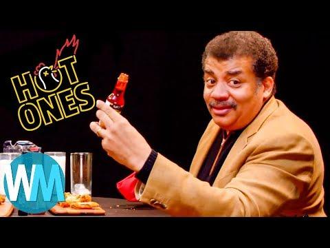 Top 10 Best First We Feast's Hot Ones Interviews