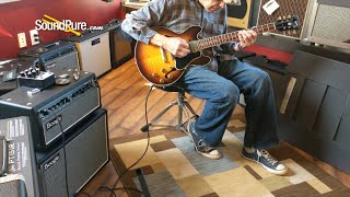 Gibson CS-336 Sunburst - Quick 'n Dirty