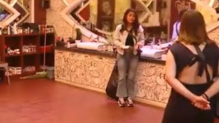 Bigg Boss 13 fights | Shehnaaz Gill gets jealous over Sidharth and argues with Ari Singh | - TELLYCHAKKAR