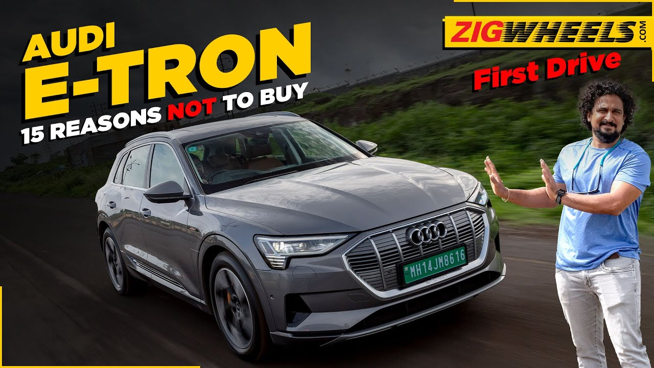 Audi e-tron 55 quattro: 15 Reasons You 🚫Shouldn't🚫 Buy One | First Drive Review