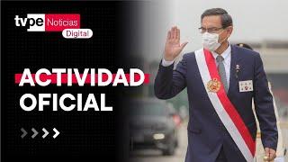 Presidente Martín Vizcarra participa en la Inauguración de Aislamiento Temporal CAAT en Juliaca