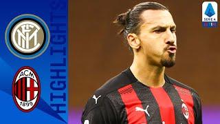Inter 1-2 Milan   Il Derby di Milano ha la firma di Zlatan   Serie A TIM