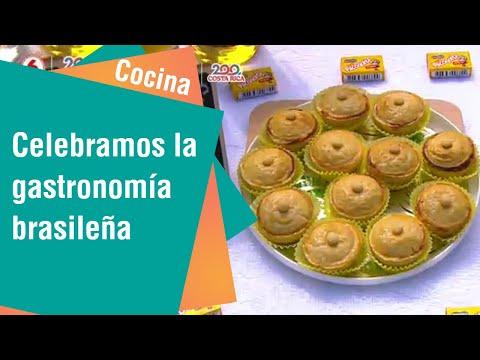 Celebramos la deliciosa gastronomía brasileña   Cocina