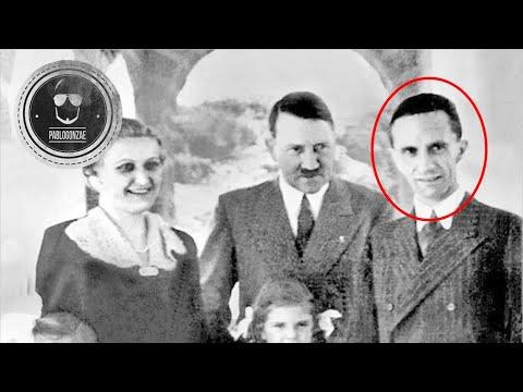 Joseph Goebbels la mano derecha de Hitler