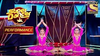 "Misti और Muskan के ""नगाड़ा संग ढोल"" Dance ने किया Judges को स्तब्ध! | Super Dancer Chapter 2 - SETINDIA"