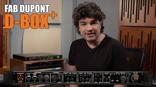 Dangerous Music D-BOX+ Overview | Fab Dupont