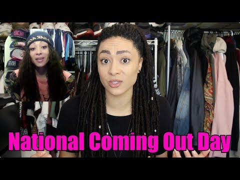 connectYoutube - #NationalComingOutDay - Coming Out Story (updated)