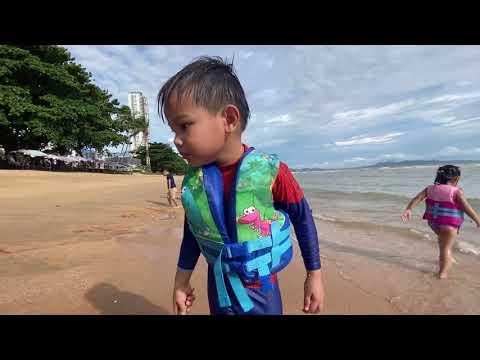 หาดจอมเทียน-วันนี้