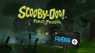 Scooby-Doo First Frights Walkthrough Complete Game