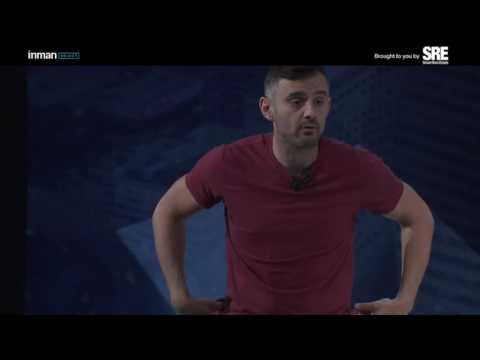 Inman Connect Gary Vaynerchuk  Keynote | 2016