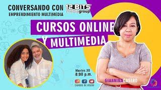 ????Entrevista emprendimiento Digital- Luis Sosa y Geormi Amaro - Cambio de Visión