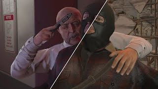GTA 5 Graphics Comparison - PS4/Xbox One/PS3/Xbox 360