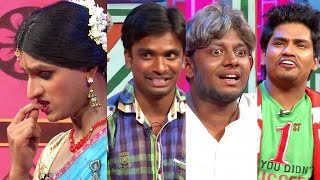 Jabardasth Karthik,Vinodini,Durga Rao & Bobby Hilarious Performance - Varasudochhadu Skit - MALLEMALATV