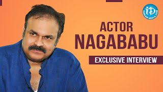 Actor & Politician Naga Babu Exclusive Interview | Dil Se with Anjali | iDream Telugu Movies - IDREAMMOVIES