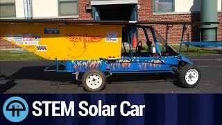 Pana High School Solar Race Car Team