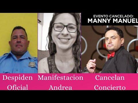 Velatorio Erasmo Garcia - Manifestacion Andrea - No concierto Manny Manuel