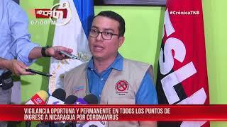 MINSA presentó informe global y actualizado sobre el coronavirus – Nicaragua