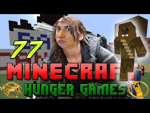 Minecraft Hunger Games - w/Mitch! Game 77 - Man of the Bac!
