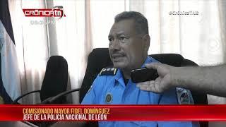 Esclarecen caso de homicidio y robo en Telica, León – Nicaragua