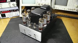 Amplifier Troubleshooting and Modification.