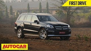 Mercedes Benz GL 63 AMG | First Drive