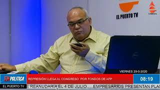 EN POLÍTICA 29 5 2020  DIPUTADOS MUESTRAN MUSCULO A DANILO