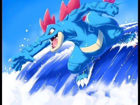Rough Water- Pokemon Tribute