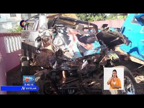 Cuba: Fatídico accidente de tránsito deja siete fallecidos y un lesionado en Holguín