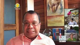Euri Cabral: Un discurso lleno de esperanza y muchas soluciones