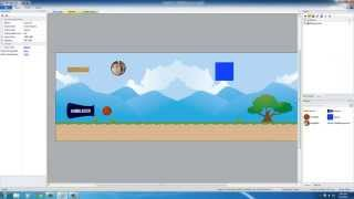 Physics Puzzle Game Development w/ Construct 2 - Tutorial 4 - Shooting Only Once