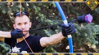 DIY Archery Tag Bow