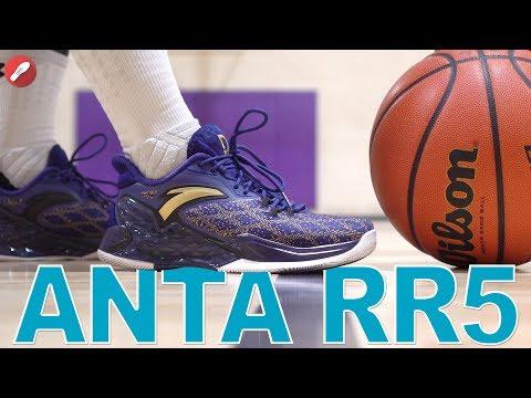 Anta (RAJON RONDO) RR5 Performance Review! $80 Shoe!