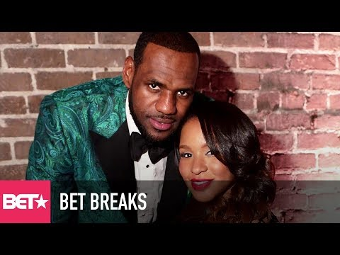 Lebron James And Wife Cover Vogue - BET Breaks