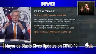 NYC Expands Coronavirus Testing | NBC New York Coronavirus Update