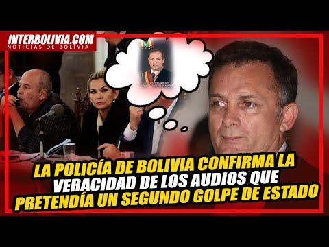 CONFIRMAN la VERACIDAD de los AUDIOS FILTRADOS sobre el plan de un segundo golpe de Estado en