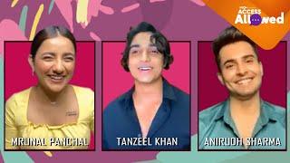 @Gujju Unicorn , @Tanzeel Khan & @Anirudh Sharma | Episode 7 | Access Allowed | Full Interview - ZOOMDEKHO