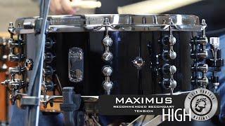 Jeff Hamilton Maximus Snare Drum