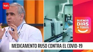Avifavir: El primer medicamento contra el coronavirus lanzado por Rusia | Buenos días a todos