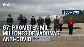 Cumbre del G7 inicia con protestas paralelas | Eco News