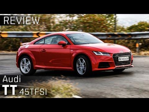 Audi TT :: 45 TFSI :: Review :: ZigWheels