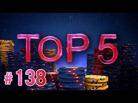 Top 5 : les mains de la semaine #138