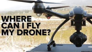 Drones 101: Where can I fly my drone?