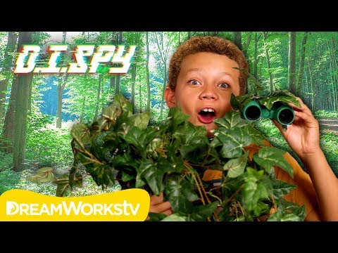 connectYoutube - How to Spy in Camouflage! (DIY Camo Binoculars) | D.I.SPY