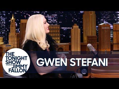 connectYoutube - Gwen Stefani's Christmas Album Was Sorta Inspired by Blake Shelton's Wildebeests