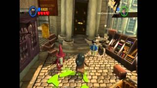 LEGO Гарри Поттер годы 1-4 прохождение (часть 1)