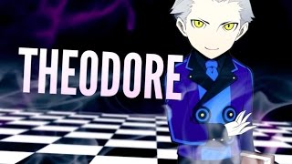 Persona Q: Shadow of the Labyrinth - Theodore Trailer